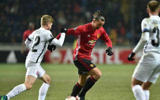 Zorya 0 Manchester United 2: Mkhitaryan magic sends Mourinho's men through