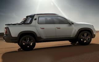Dacia reveals new South America-bound Duster pick-up