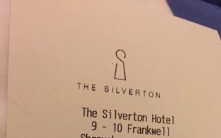 Restaurant accidentally writes insult to family on receipt