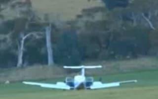 Plane makes emergency landing after elderly passenger assaults pilot