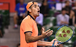 Djokovic calls on Kyrgios to learn 'life lessons'