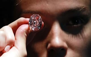 Sotheby's buys back $83m diamond after new owner defaults