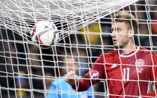 Bendtner optimistic despite loss