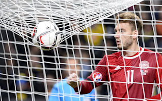 Bendtner optimistic despite loss