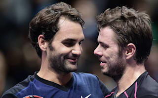 Wawrinka tips Federer to 'come back strong'