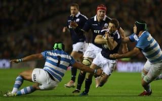 Laidlaw seals last-gasp Scotland win