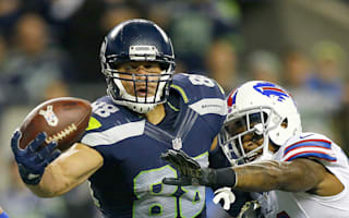 Graham leads Seahawks to wild, controversial win over Bills