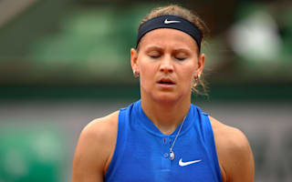 Safarova and Kvitova dumped out at French Open