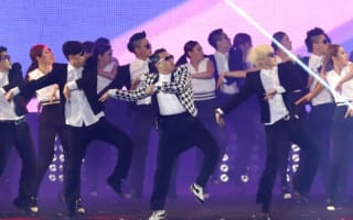 Gangnam spoof police officer sacked