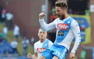 Sampdoria 2 Napoli 4: Comprehensive win not enough to snatch second place