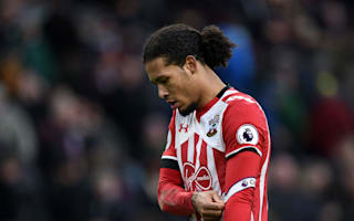 Southampton captain Van Dijk out of EFL Cup final
