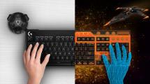 HTC y Logitech quieren llevar el teclado físico a la realidad virtual