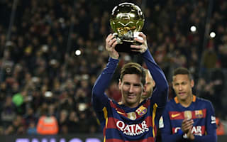 There should be one Ballon d'Or for Messi and another for the rest - Sampaoli