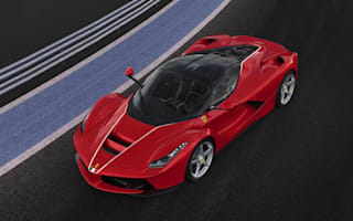 Last ever LaFerrari raises £5.5m to benefit earthquake victims