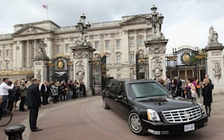 Obama motorcade fined for not paying congestion charge