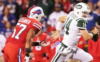 Fitzpatrick, Forte lead steady Jets past Bills