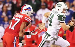 Fitzpatrick, Forte lead steady Jets past Bills