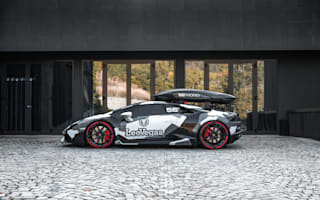 Jon Olsson reveals his new highly modified Lamborghini Huracan
