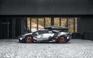 Jon Olsson reveals his new highly modified Lamborghini Huracan
