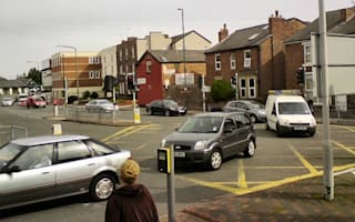 Councils making millions from drivers trapped in box junctions