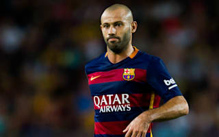 Barcelona determined to win Club World Cup - Mascherano