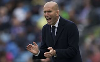 Zidane wants Madrid to be ready for Barca slip-up