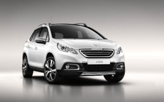 Peugeot shows off new 2008 crossover