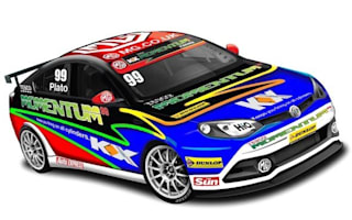 MG launches BTCC team with Plato at the wheel