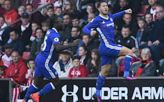 Conte: Hazard becoming one of world's best again