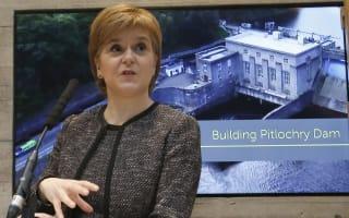 Report: Sturgeon seeking to 'derail' Brexit with new Scottish independence vote