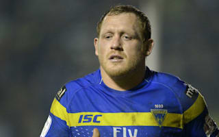 Warrington forward Westwood sidelined by ankle surgery