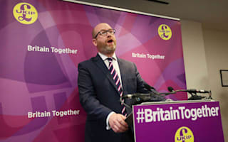 Ukip to launch manifesto as leader says democratic process must continue