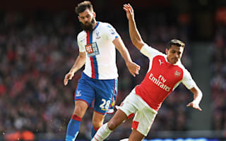 Crystal Palace confirm leg fracture for Ledley