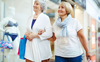 Over 50s have all the cash - and they're not afraid to spend it