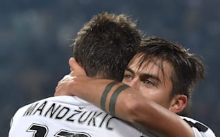 Dybala and Mandzukic passed fit for Coppa Italia final