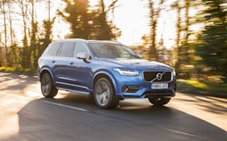 First Drive: Volvo XC90 T8
