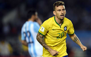 Argentina 1 Brazil 1: Martino's men denied by Lima strike