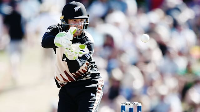 New Zealand squad named for first two ODIs of Chappell-Hadlee