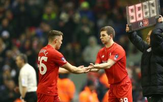 Klopp pleased for Flanagan after 'emotional' return