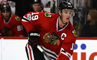 Toews sees Blackhawks past Wild