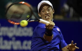Nishikori, Isner battle into quarter-finals