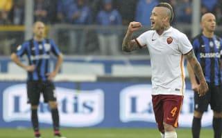 I want to stay at Roma, insists Nainggolan