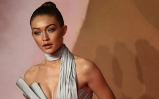 Jean Paul Gaultier interviewed Gigi Hadid on the red carpet and it was fashionably amazing