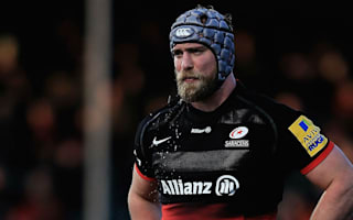 Concussions force Saracens' Hargreaves into retirement