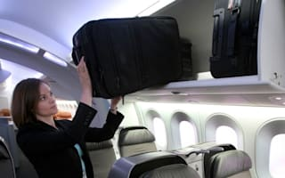 Airlines creating bigger overhead lockers in bid to placate passengers