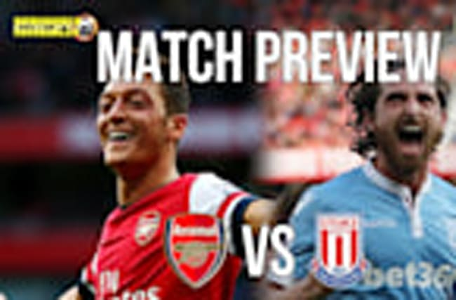 Arsenal vs Stoke - Premier League match preview