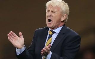 Proud Strachan dismisses questions over Scotland future