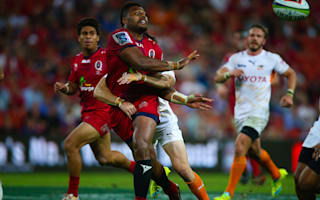 Kerevi out for up to a month