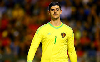 Real Madrid 'meet regularly' with Chelsea goalkeeper Courtois' agent