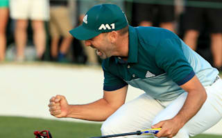 Garcia defeats Rose in dramatic Masters play-off to finally end major wait